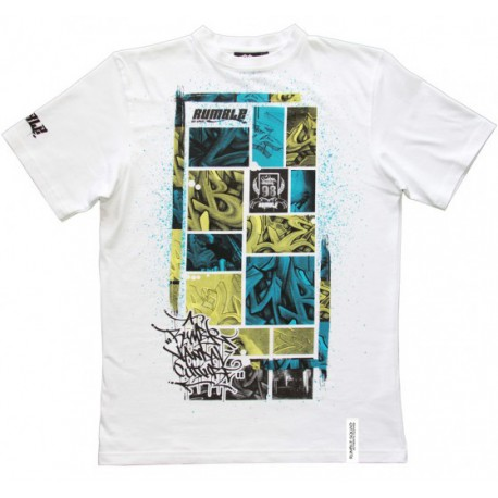T-shirt Rumble Compo Graff